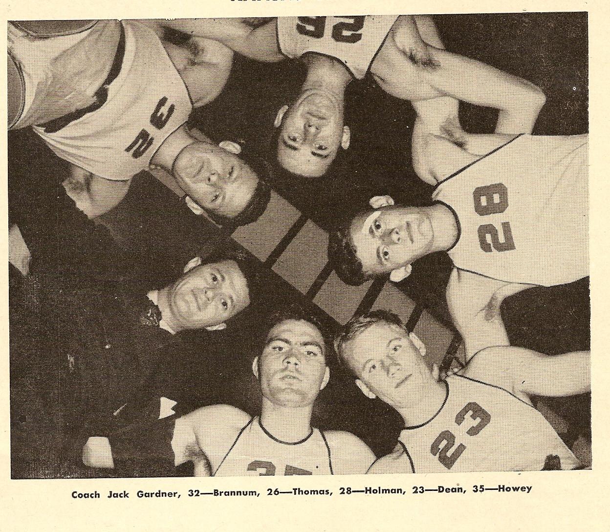 Kansas Division I Basketball Players